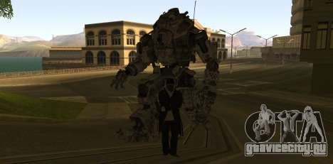 TitanFall Atlas для GTA San Andreas