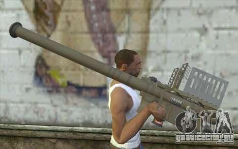 FIM-92 Stinger для GTA San Andreas третий скриншот