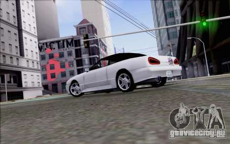 Elegy Kiss the Wall для GTA San Andreas вид слева