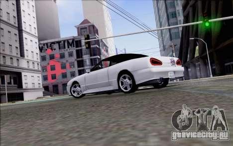 Elegy Kiss the Wall для GTA San Andreas вид слева