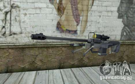 Sniper Rifle from Halo 3 для GTA San Andreas