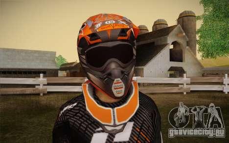 One Industries Vapor 2013 для GTA San Andreas третий скриншот