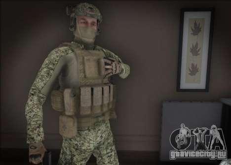 Альфа Антитеррор для GTA San Andreas третий скриншот