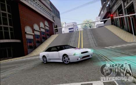 Elegy Kiss the Wall для GTA San Andreas