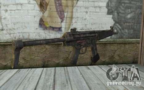 G53 with Woodland Camo BF3 для GTA San Andreas