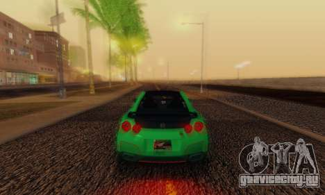 Heavy Roads (Los Santos) для GTA San Andreas девятый скриншот