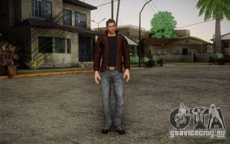Dean Winchester для GTA San Andreas