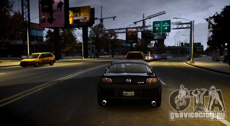ENB Life Graphics для GTA 4 четвёртый скриншот