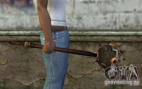 Булава для GTA San Andreas третий скриншот