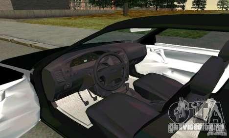 ВАЗ 21123 TURBO-Кобра v2 для GTA San Andreas вид сбоку