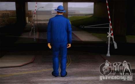 New Sheriff для GTA San Andreas второй скриншот