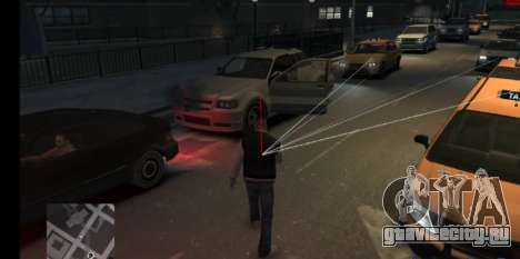 Watch Dogs Style MOD для GTA 4