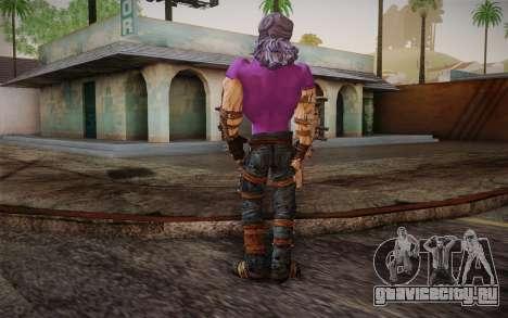 Grandma Flexington из Borderlands 2 для GTA San Andreas второй скриншот