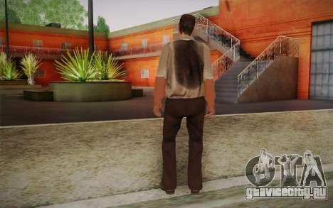 Maddog Skin из The Raid для GTA San Andreas второй скриншот