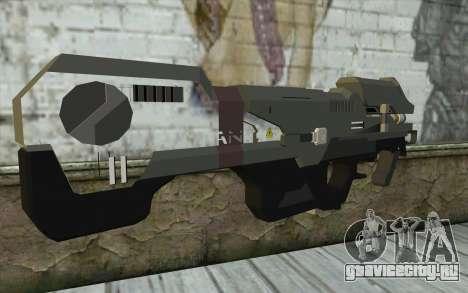 Halo Spartan Laser для GTA San Andreas второй скриншот