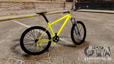 GTA V Mountain Bike для GTA 4 вид слева