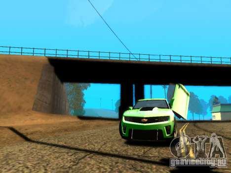 ENBSeries Realistic Beta v2.0 для GTA San Andreas четвёртый скриншот