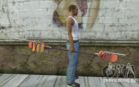 Paddlesaw для GTA San Andreas