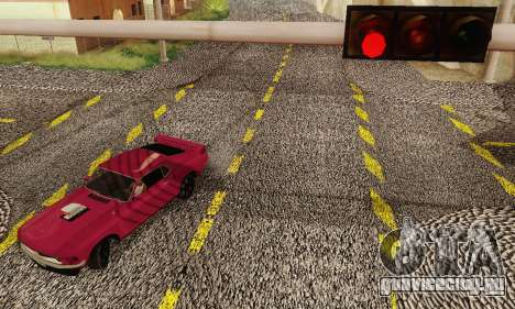 Heavy Roads (Los Santos) для GTA San Andreas третий скриншот