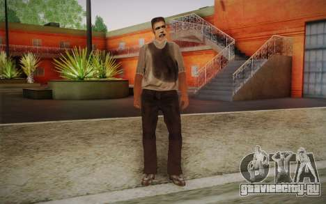 Maddog Skin из The Raid для GTA San Andreas