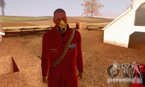 Bug Star Robbery 2 No Cap для GTA San Andreas второй скриншот