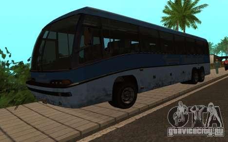 GTA 5 Dashound для GTA San Andreas вид сзади слева