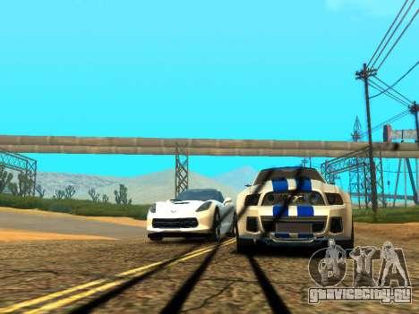 ENBSeries Realistic Beta v2.0 для GTA San Andreas