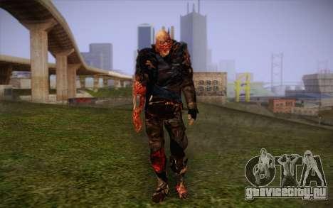 Зомби для GTA San Andreas