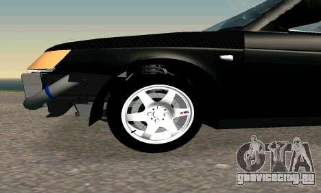 ВАЗ 21123 TURBO-Кобра v2 для GTA San Andreas вид слева