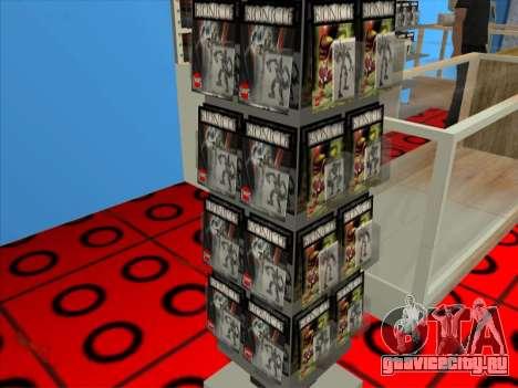 Магазин LEGO для GTA San Andreas седьмой скриншот
