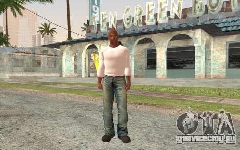 Tyrese Gibson из Форсаж 2 для GTA San Andreas