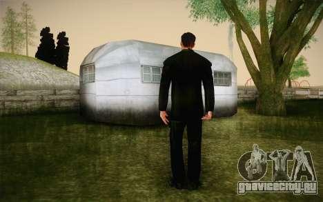 Agent Smith from Matrix для GTA San Andreas второй скриншот