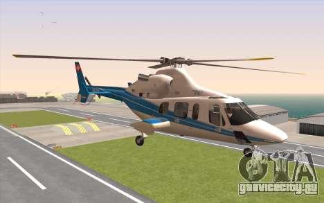 Bell 430 для GTA San Andreas