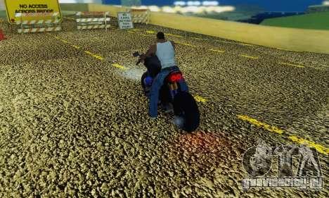 Heavy Roads (Los Santos) для GTA San Andreas десятый скриншот