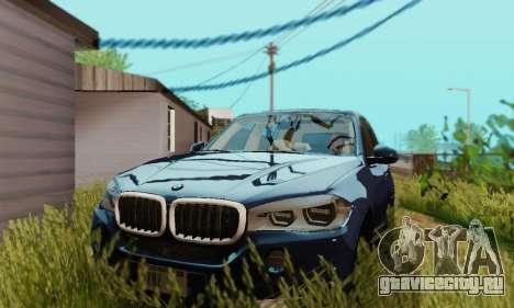 BMW X5 (F15) 2014 для GTA San Andreas