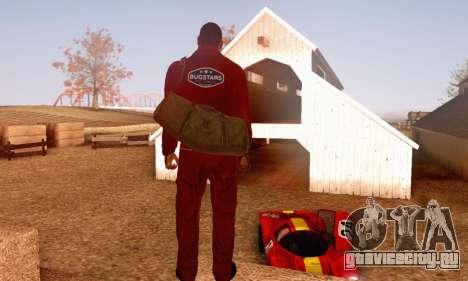 Bug Star Robbery 2 No Cap для GTA San Andreas пятый скриншот