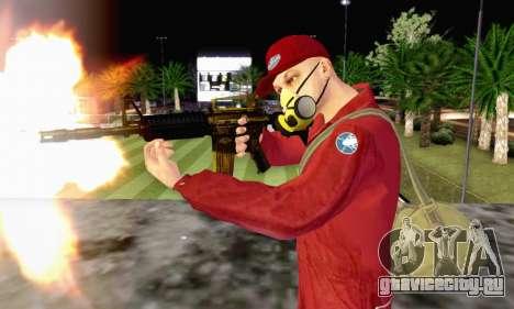 Bug Star Robbery для GTA San Andreas третий скриншот