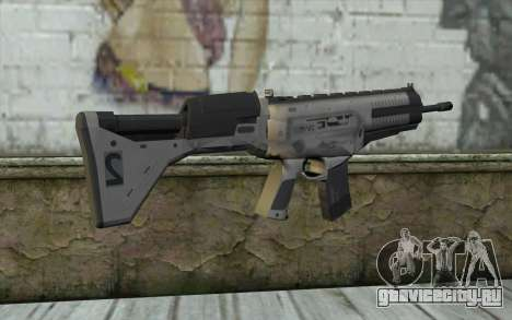 ARX-160 Assault Rifle из COD Ghosts для GTA San Andreas второй скриншот