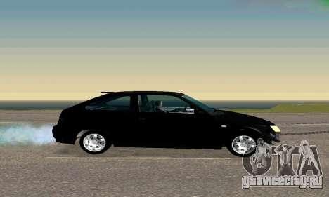 ВАЗ 21123 TURBO-Кобра v2 для GTA San Andreas вид справа