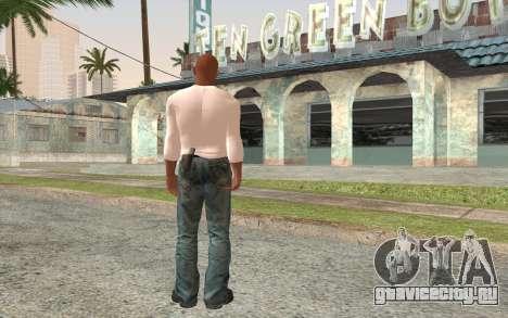 Tyrese Gibson из Форсаж 2 для GTA San Andreas второй скриншот