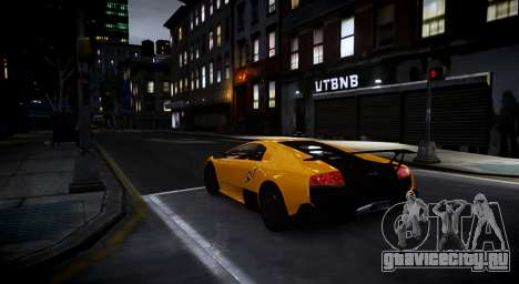 ENB Life Graphics для GTA 4 пятый скриншот