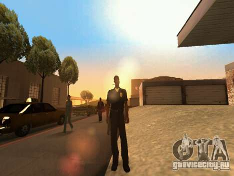 Cleo Tenpenny для GTA San Andreas