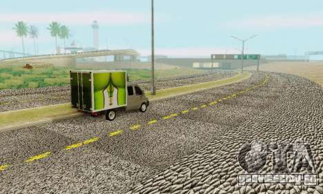 Heavy Roads (Los Santos) для GTA San Andreas второй скриншот