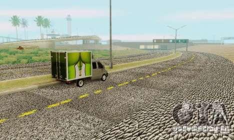 Heavy Roads (Los Santos) для GTA San Andreas второй скриншот