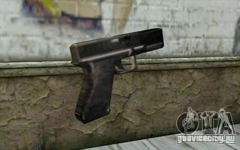 Glock 17 для GTA San Andreas второй скриншот