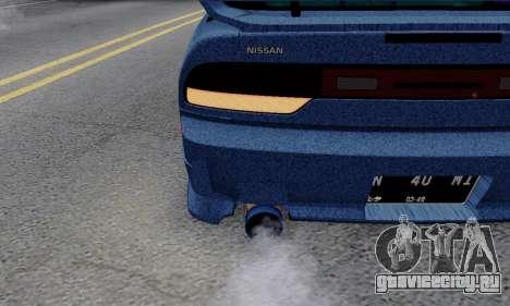 Nissan 240SX для GTA San Andreas вид сбоку