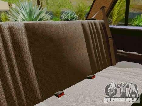 ВАЗ-2105 для GTA San Andreas вид сбоку
