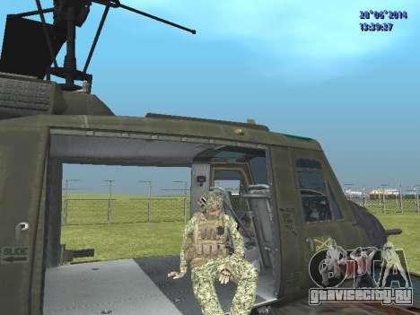 Альфа Антитеррор для GTA San Andreas восьмой скриншот