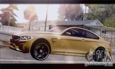 BMW M4 F80 Stanced для GTA San Andreas