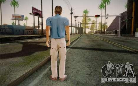 Пожилой мужчина для GTA San Andreas второй скриншот